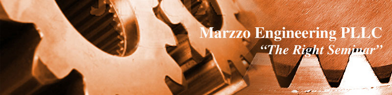 Marzzo Engineering PLLC, The Right Seminar